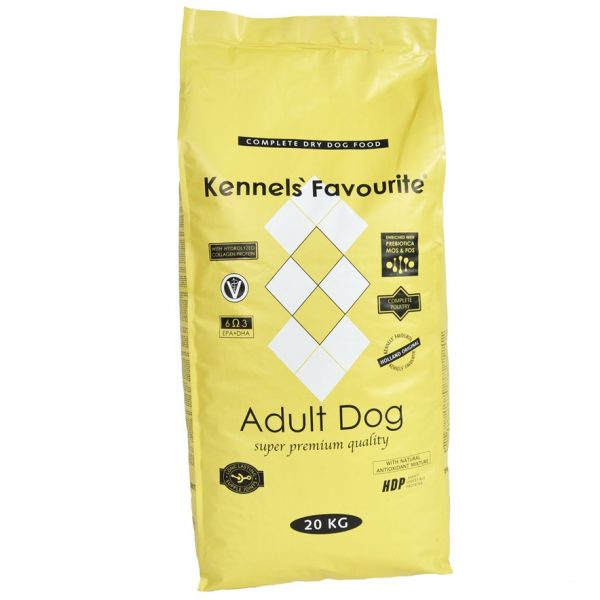 Hrana uscata caini super premium Kennels Favourite Adult Dog | Kennels.ro